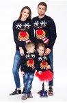 """Сімейна колекція """"Різдвяні оленята"""""""