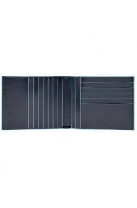 Портмоне Piquadro BL SQUARE/N.Blue PU1241B2R_BLU2