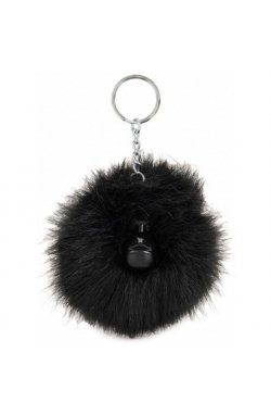 Брелок Kipling POMPOM MONKEY/True Black K01658_J99