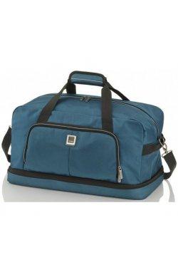 Дорожная сумка Titan NONSTOP/Petrol M Средняя Ti382501-22