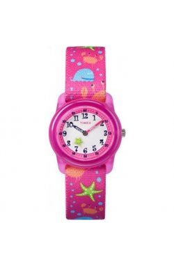Детские часы Timex YOUTH Time Teachers Starfish/Crab/Octopus Tx7c13600