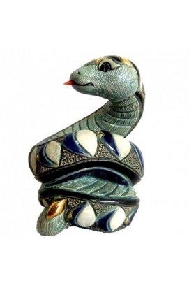 Фигурка De Rosa Rinconada Families Zodiac Змейка Белая Dr356w-f-95