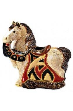 Фигурка De Rosa Rinconada Small Wildlife Конь Королевский Красный Dr016r-sw-47