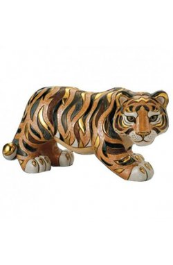 Фигурка De Rosa Rinconada Large Wildlife Тигр (лим.вып. 2000 шт) Dr447-42