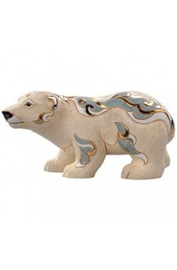 Фигурка De Rosa Rinconada Large Wildlife Медведь Полярный (лим.вып. 2000 шт) Dr458-15