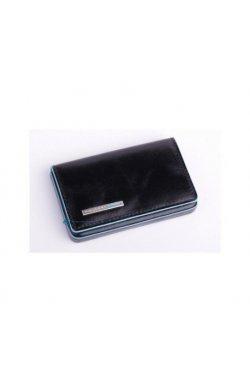 Визитница Piquadro Blue Square для своих визиток (10х6) PP1263B2_N