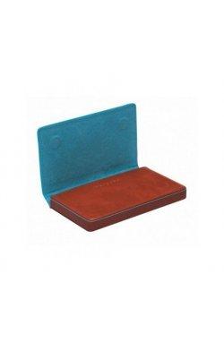 Визитница Piquadro Blue Square для своих визиток (10х6) PP1263B2_AR