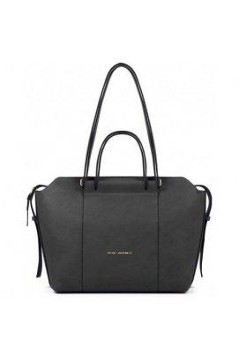 Жіноча сумка Piquadro CIRCLE / Black BD4578W92_N