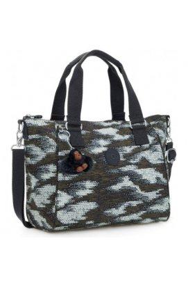 Жіноча сумка Kipling AMIEL / Dynamic Dots K15371_21Q