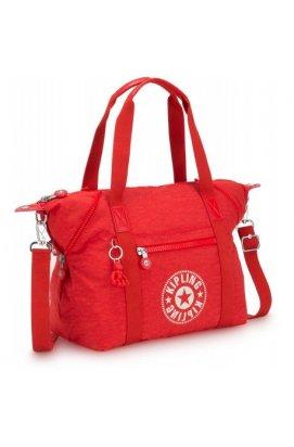 Жіноча сумка Kipling ART NC / Active Red Nc KI2521_29O