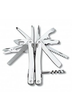 Складной нож Victorinox Swisstool Spirit Plus II 3.0239.L