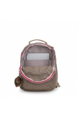 Рюкзак для ноутбука Kipling CLAS SEOUL S/True Beige C KI2641_22X