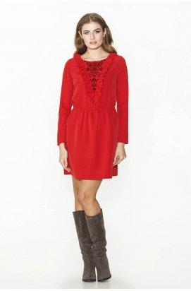 Платье 696-PW02 - Красный