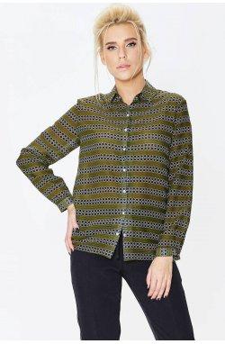 Рубашка Pretty Woman 661-PW02 - Зеленый