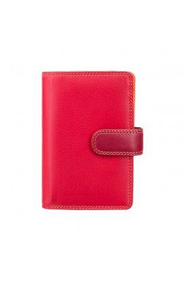 Гаманець жіночий Visconti RB51 Fiji c RFID (Red Multi)