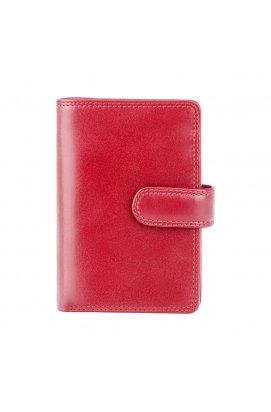 Гаманець жіночий Visconti MZ11 Venice c RFID (Italian Red)