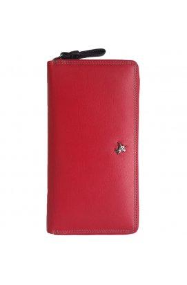 Гаманець жіночий Visconti SP33 Iris c RFID (Red Multi)