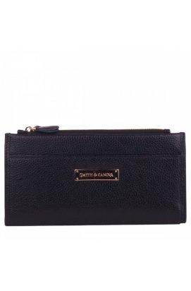 Гаманець жіночий Smith & Canova 28538 Haxey (Black)