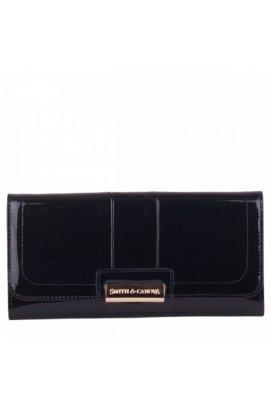 Кошелек женский Smith & Canova 28536 Haxey (Black Patent)
