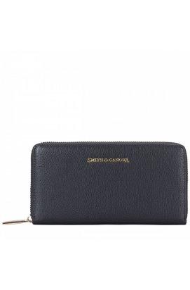 Гаманець жіночий Smith & Canova 26818 Darley (Black)