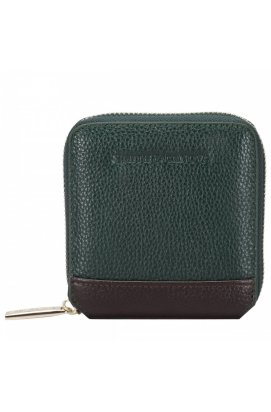 Гаманець жіночий Smith & Canova 26803 Althorp (Green-Brown)
