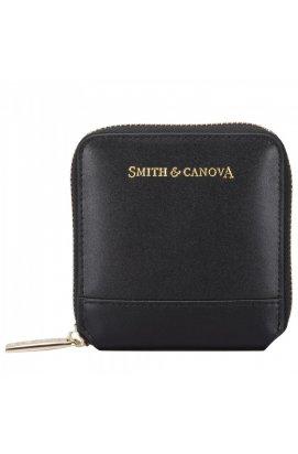 Гаманець жіночий Smith & Canova 26812 Josephine (Black)