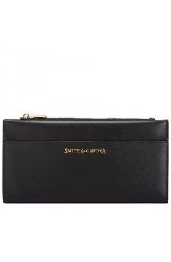 Кошелек женский Smith & Canova 26811 Althorp (Black)