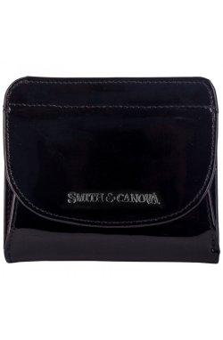 Кошелек женский Smith & Canova 28610 Haxey (Black Patent)
