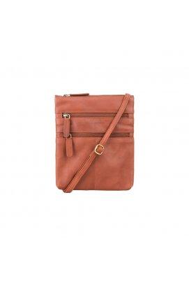 Сумка Visconti 18606 Slim Bag (Brown)