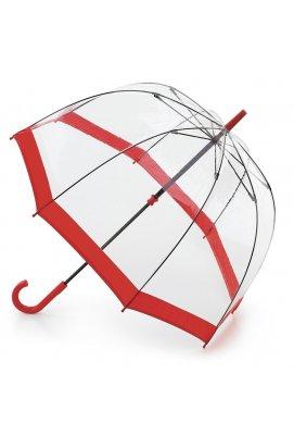 Зонт женский Fulton Birdcage-1 L041 Red (Красный)