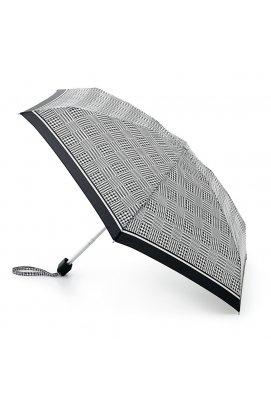 Зонт женский Fulton Tiny-2 L501 Classics- Prince Of Wales Check (Гусиные лапки)
