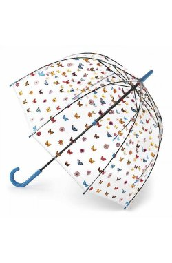 Зонт женский Fulton Birdcage-2 L042 English Garden (Английский сад)