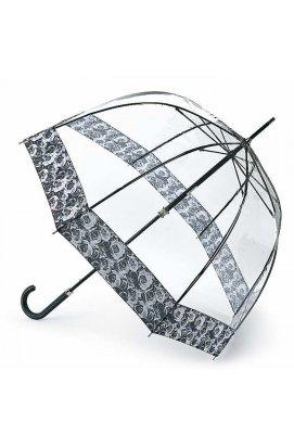 Зонт женский Fulton Birdcage-2 Luxe L866 Photo Rose (Розы)