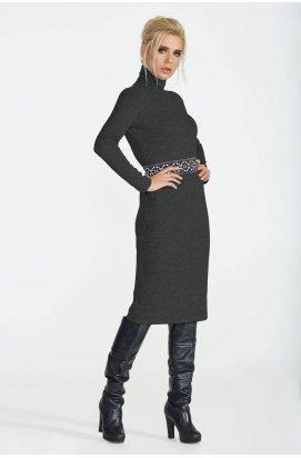 Платье 518-PW03 - Черный