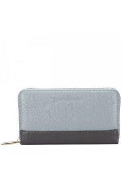 Кошелек женский Smith & Canova 26800 Althorp (Grey-DKGRY)