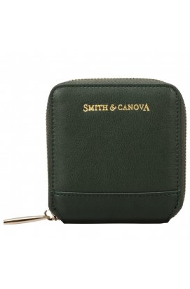 Гаманець жіночий Smith & Canova 26812 Josephine (Dk Green)