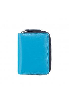Гаманець жіночий Visconti RB53 Hawaii c RFID (Blue Multi)