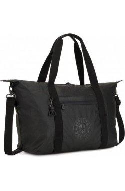 Женская сумка Kipling ART M/Raw Black KI4248_22Q