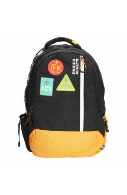 Рюкзак для ноутбука Enrico Benetti WELLINGTON/Black Eb47192 001