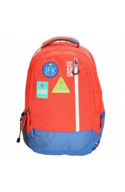 Рюкзак для ноутбука Enrico Benetti WELLINGTON/Orange Eb47192 034