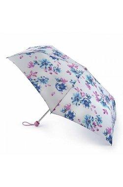 Зонт женский Fulton Superslim-2 L553 Pastel Petals (Милые лепестки)