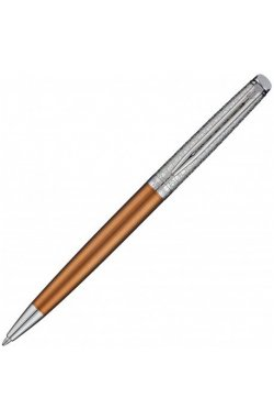 Ручка шариковая Waterman HEMISPHERE Deluxe Bronze Satine CT BP 22 081