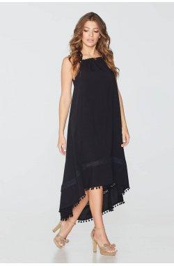 Платье 736-c01 - Чорний