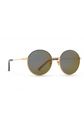 Сонцезахисні окуляри INVU T1904A - круглі, Колір лінз - сірий