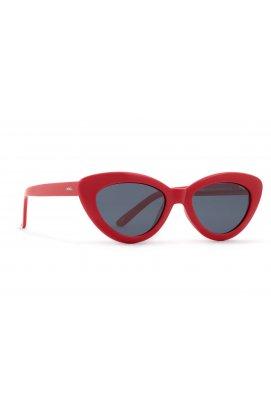 Солнцезащитные очки INVU T2910B - прямоугольные, Цвет линз - серый