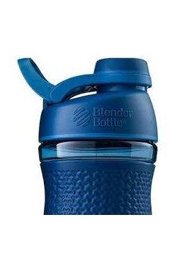 Спортивная бутылка-шейкер BlenderBottle SportMixer Twist 820ml Navy (ORIGINAL)