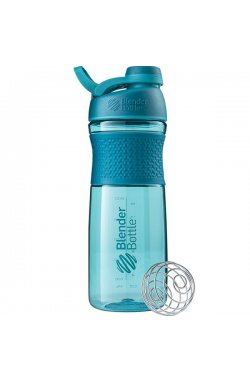 Спортивная бутылка-шейкер BlenderBottle SportMixer Twist 820ml Teal (ORIGINAL)