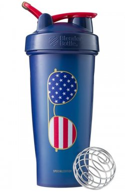 Спортивный шейкер BlenderBottle Classic oop 820ml Special Edition Freedom Blue (ORIGINAL)