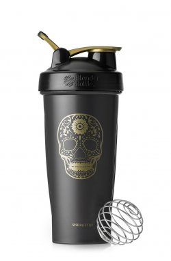 Спортивный шейкер BlenderBottle Classic oop 820ml Special Edition Dead ift Black (ORIGINAL)