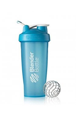 Шейкер спортивный BlenderBottle Classic oop 28oz/820ml Аква (ORIGINAL)